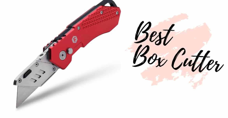 Best Box Cutter