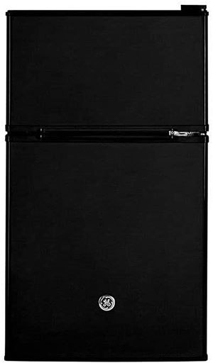 GE GDE03GGKBB Compact Refrigerator of 3.1 cu. Ft.