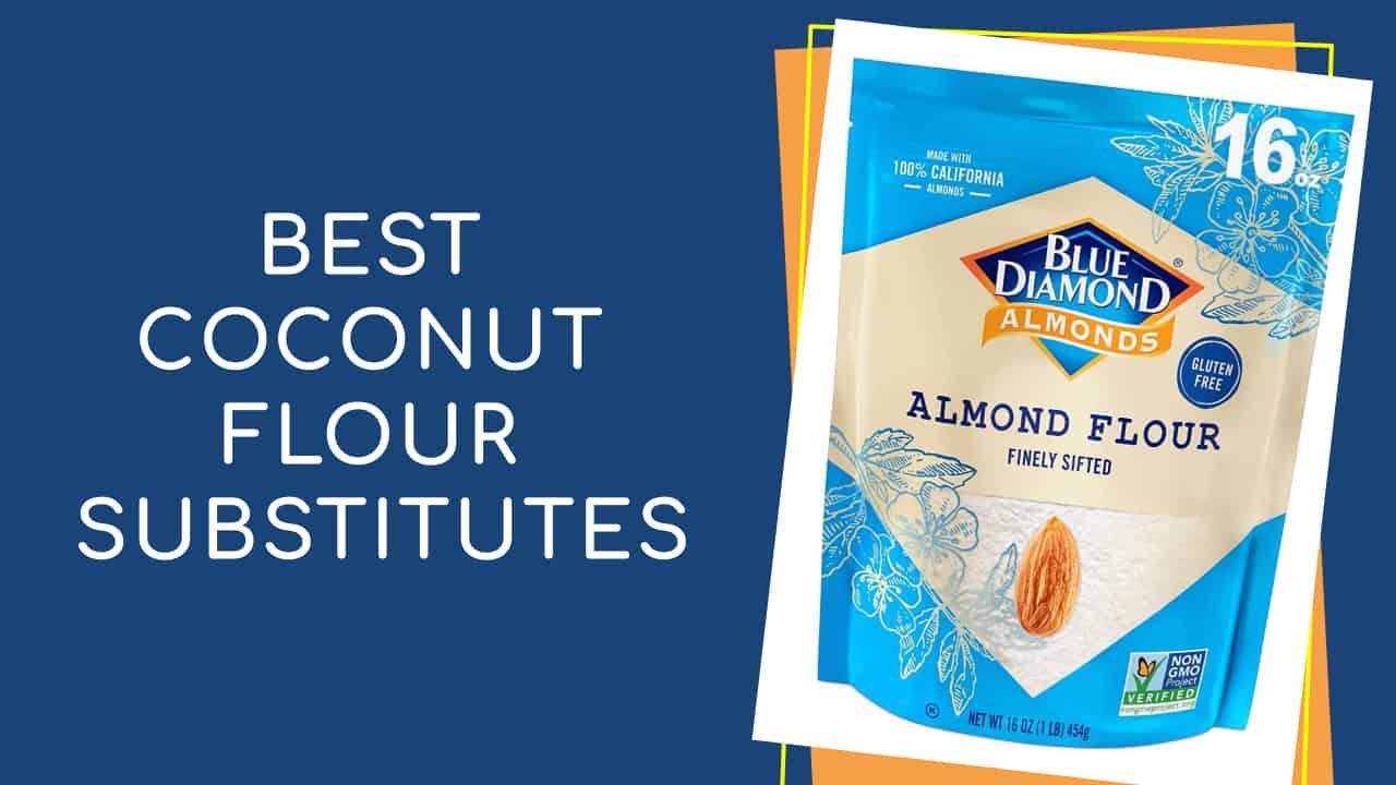 Best Coconut Flour Substitutes