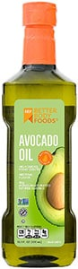 BetterBody Foods Avocado Oil - Best oil to Season cast iron