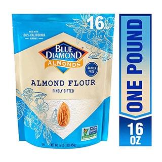 Blue Diamond Almonds Almond Flour, Gluten-Free - Best coconut flour substitutes