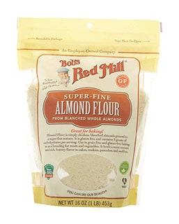 Bob's Red Mill Super-Fine Almond Flour - coconut flour alternative