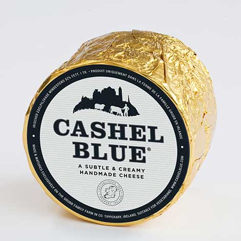 Can you freeze Cashel blue cheese