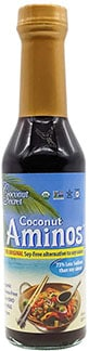 Coconut secrets Coconut Aminos - oyster sauce substitute