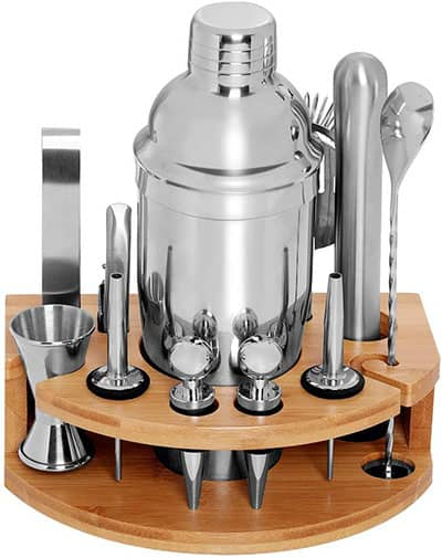 DEKINMAX Bartender Kit - best bartender kit for beginners