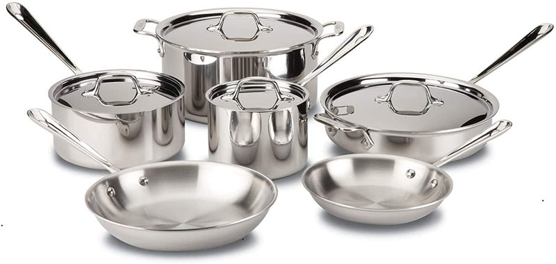 Great Ways on How to Clean Allclad cookware