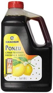 Kikkoman Ponzu Soy Sauce - oyster sauce replacement