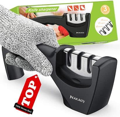 PeakallyManual Pocket Knife Sharpener