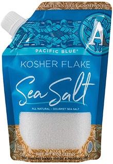 Saltworks Pacific Blue Sea Salts - best kosher salt for bbq