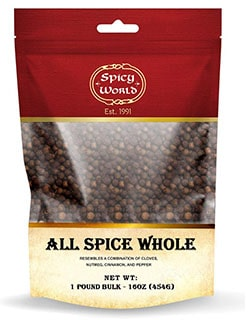 Spicy World Allspice Berries - Best substitute For Cinnamon