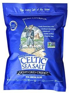 The Celtic Sea Salt - best kosher salt for brisket