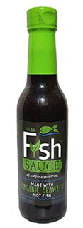 Vegan Fysh Sauce - substitute for oyster sauce