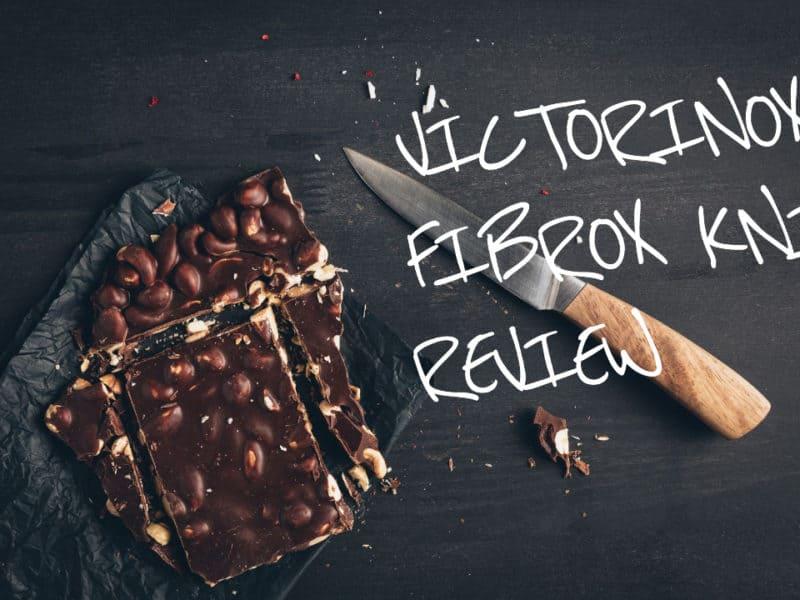 Victorinox Fibrox Knife Review
