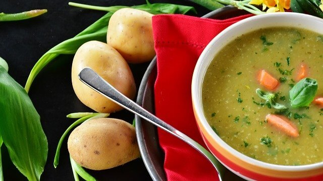 Can You Freeze Potato Soup