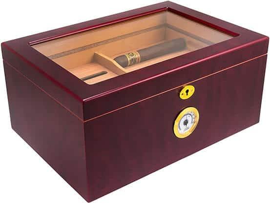 Mantello Cigar Humidor - Best Cigar Humidors online