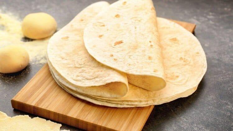 freeze all kinds of tortillas?