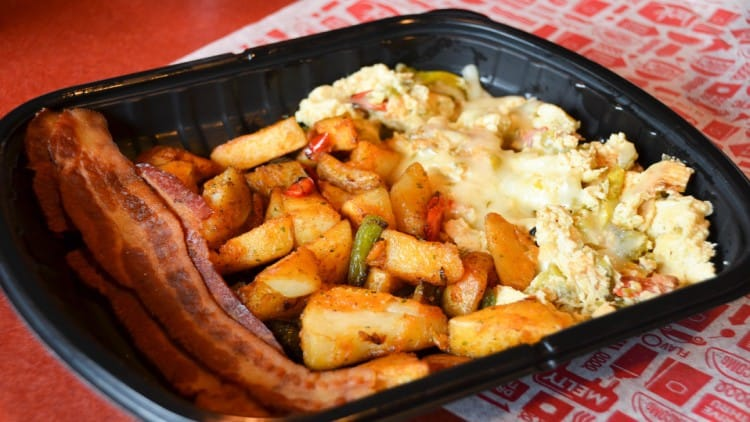 Jack In The Box Breakfast Hour