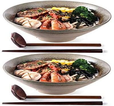 NJ Charms Japanese ramen Soup bowl
