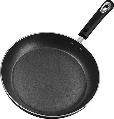 Utopia Kitchen 11 inch Non Stick Frying Pan - best non stick pan without teflon dishwasher safe