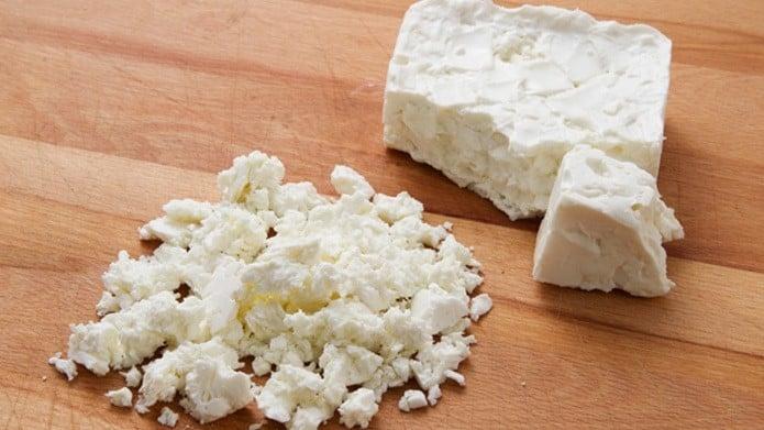 can you freeze feta cheese