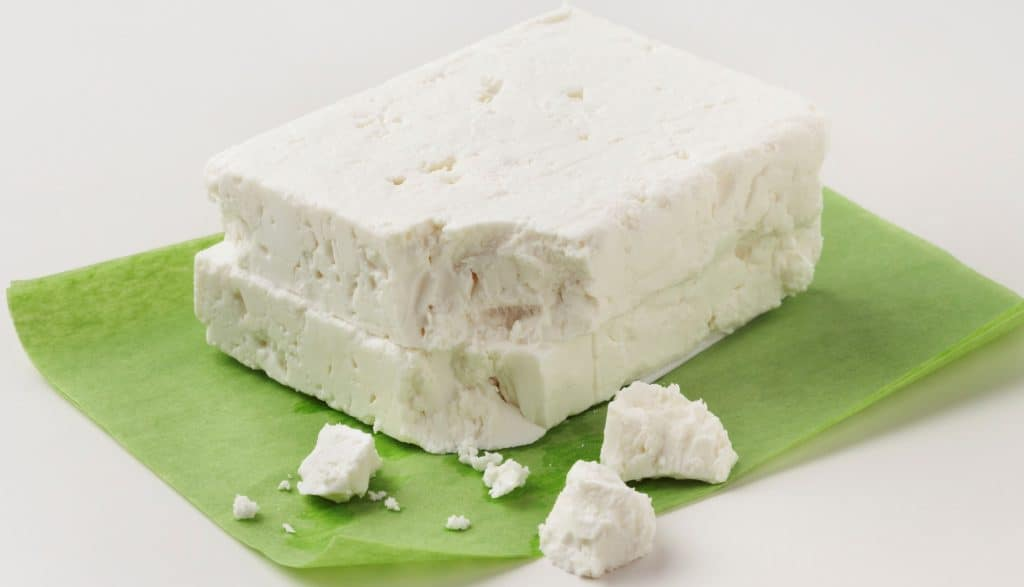 can you freeze feta cheese