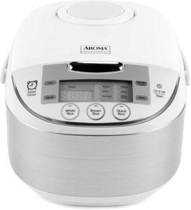 Aroma houseware ARC-6106AW Digital Rice Cooker