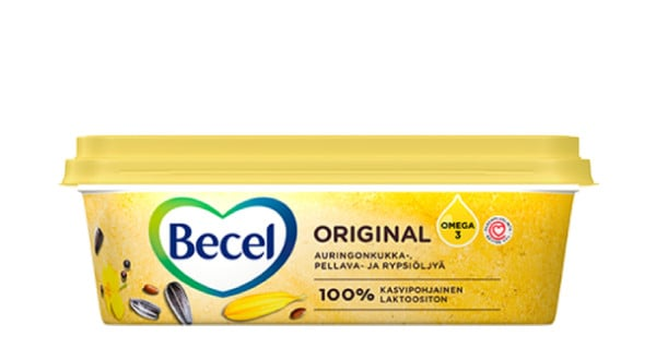Can you freeze becel margarine