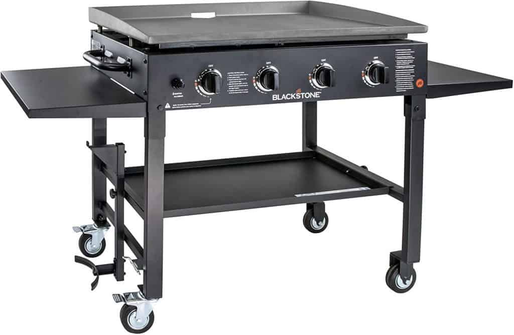 Blackstone 4 Burner Propane Flat Top Gas Grill