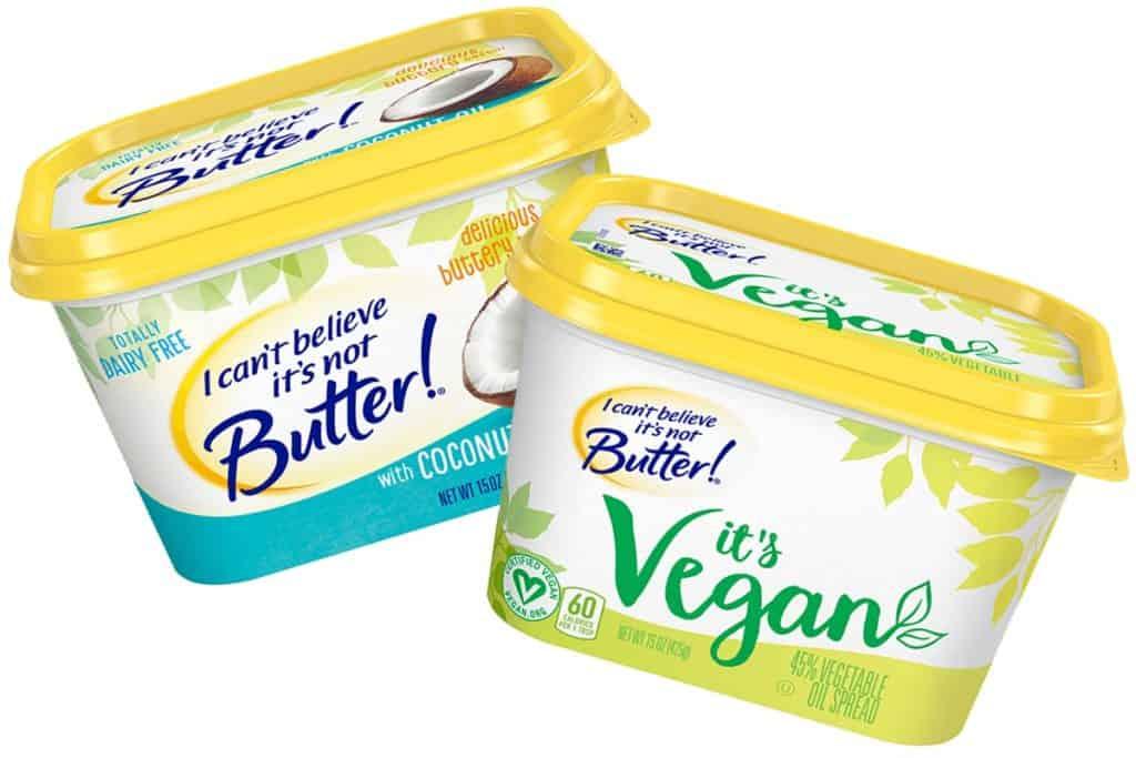 Can you freeze vegan margarine
