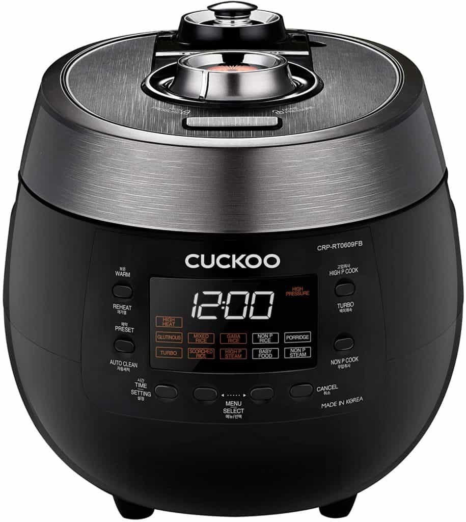 Cuckoo CRP-RT0609FB