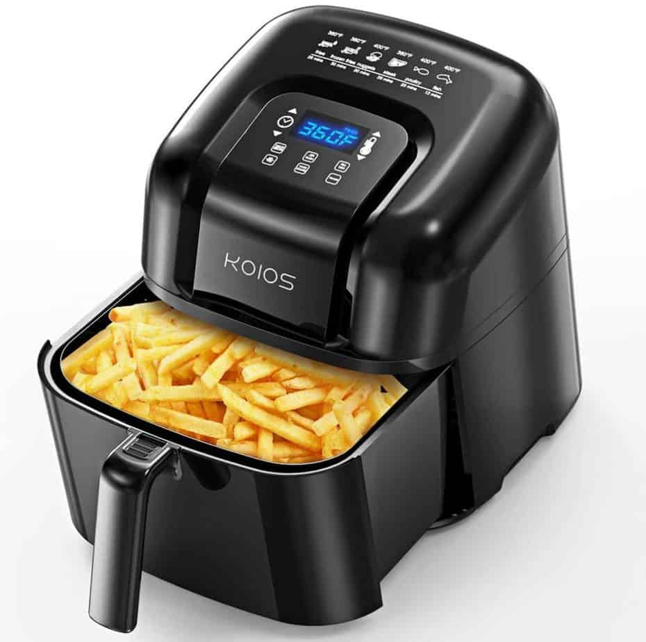 KOIOS Air Fryer, Electric Hot Airfryers Oven