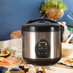 MOOSUM Small Rice Cooker