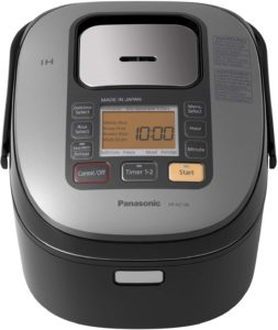 Panasonic 5 cup Japanese Rice Cooker SR-HZ106