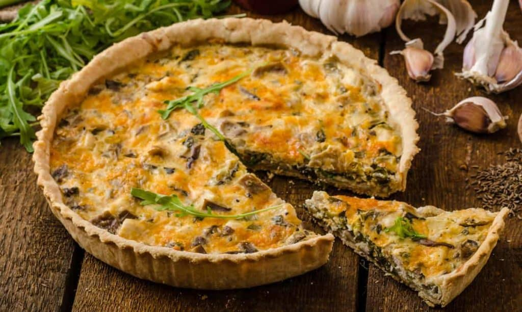 How to Reheat Quiche in an Air Fryer
