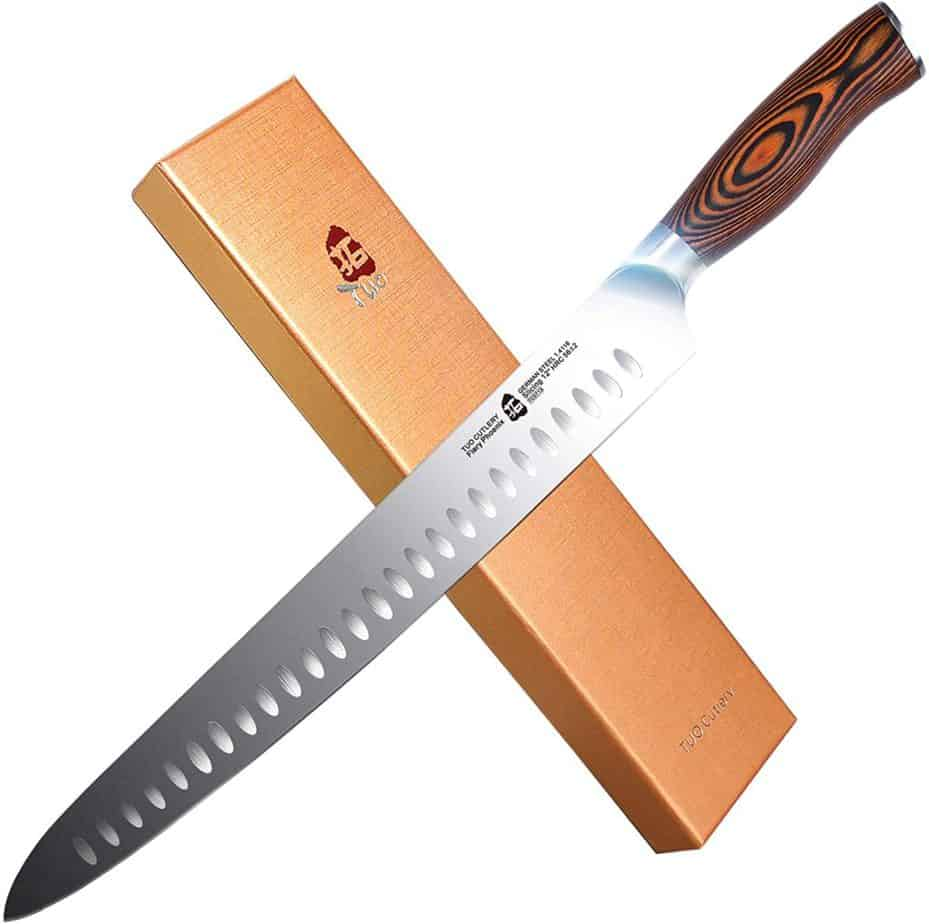 TUO slicking knife 12 inch