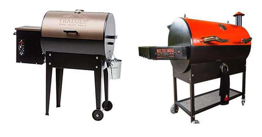 Which is better rec tec or Traeger?