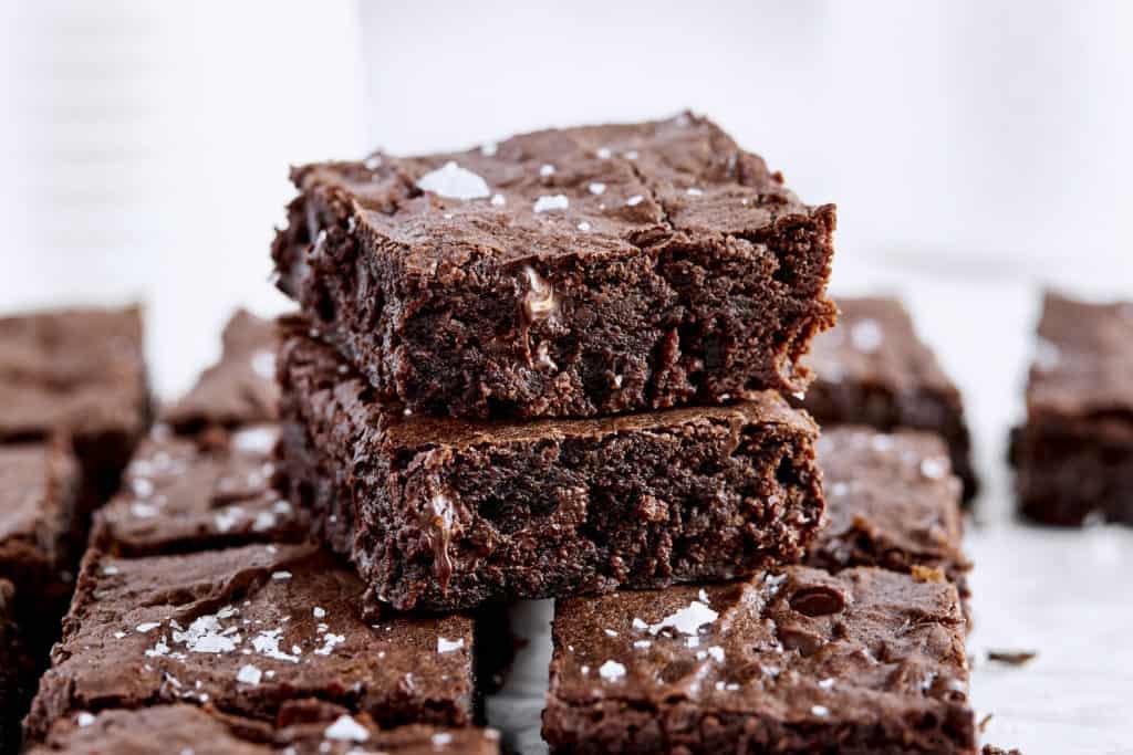 brownies last at room temp
