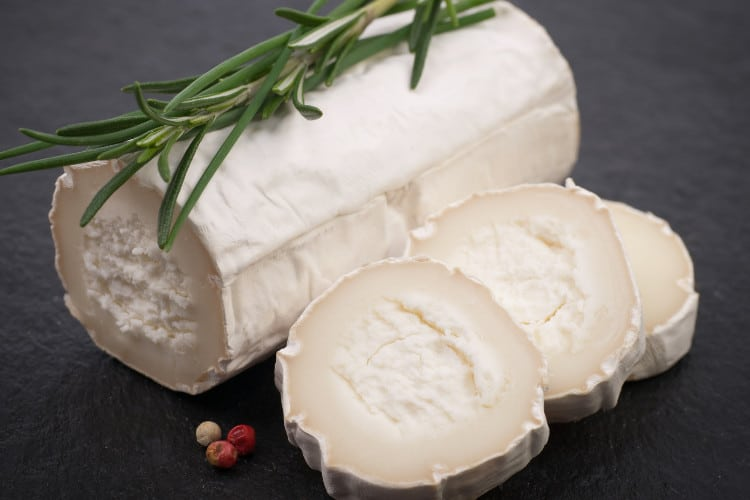 can you freeze goat cheese?