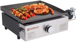 Camplux Propane Gas Griddle Grill
