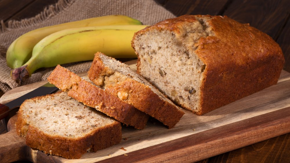 how to store banana bread