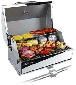 Kuuma Premium  Stainless Steel Mountable Gas Grill
