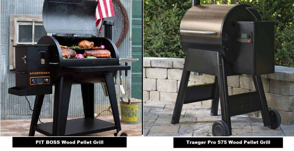 Is Traeger better or pit boss?