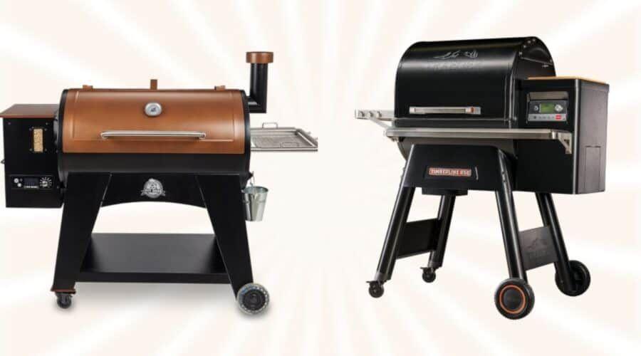 Traeger grills vs pit boss grills