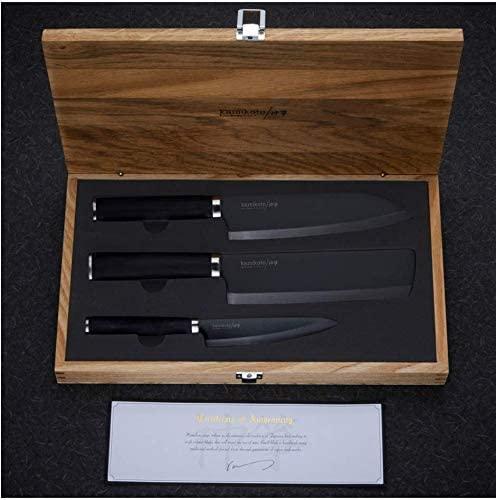 Kamikoto Kuro Knife Set Review