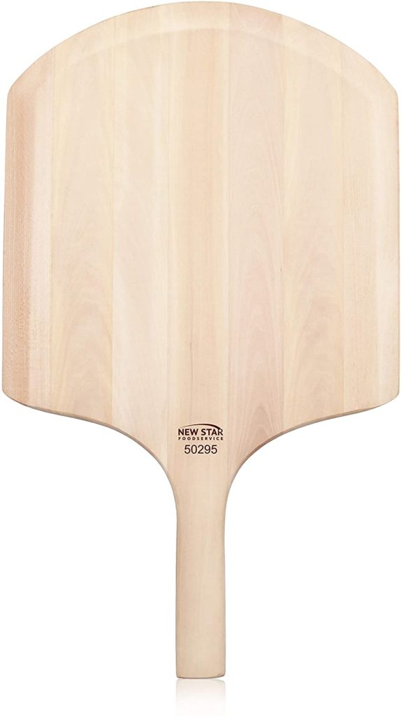 New Star Foodservice Wooden Pizza Peel Best Pizza Peel Made In USA