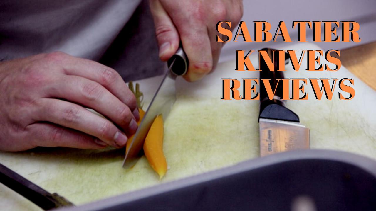 Sabatier knives reviews