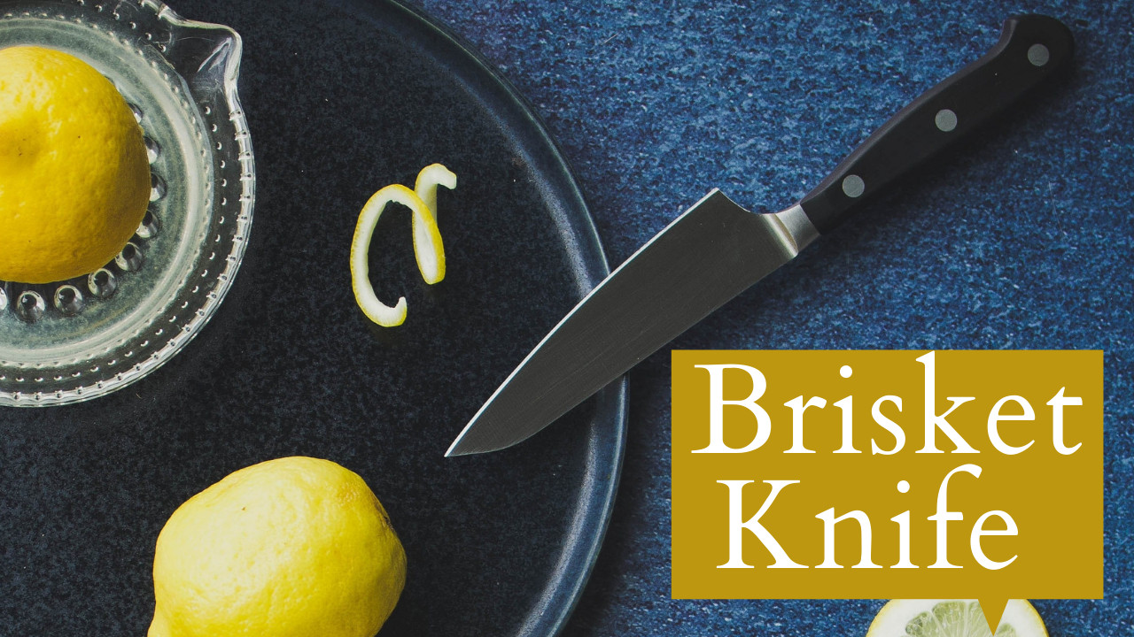 brisket knife