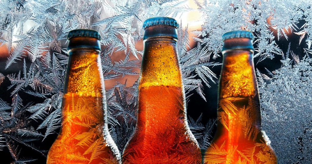 Can you freeze beer for cooking